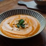 Super Simple Roasted Squash Soup